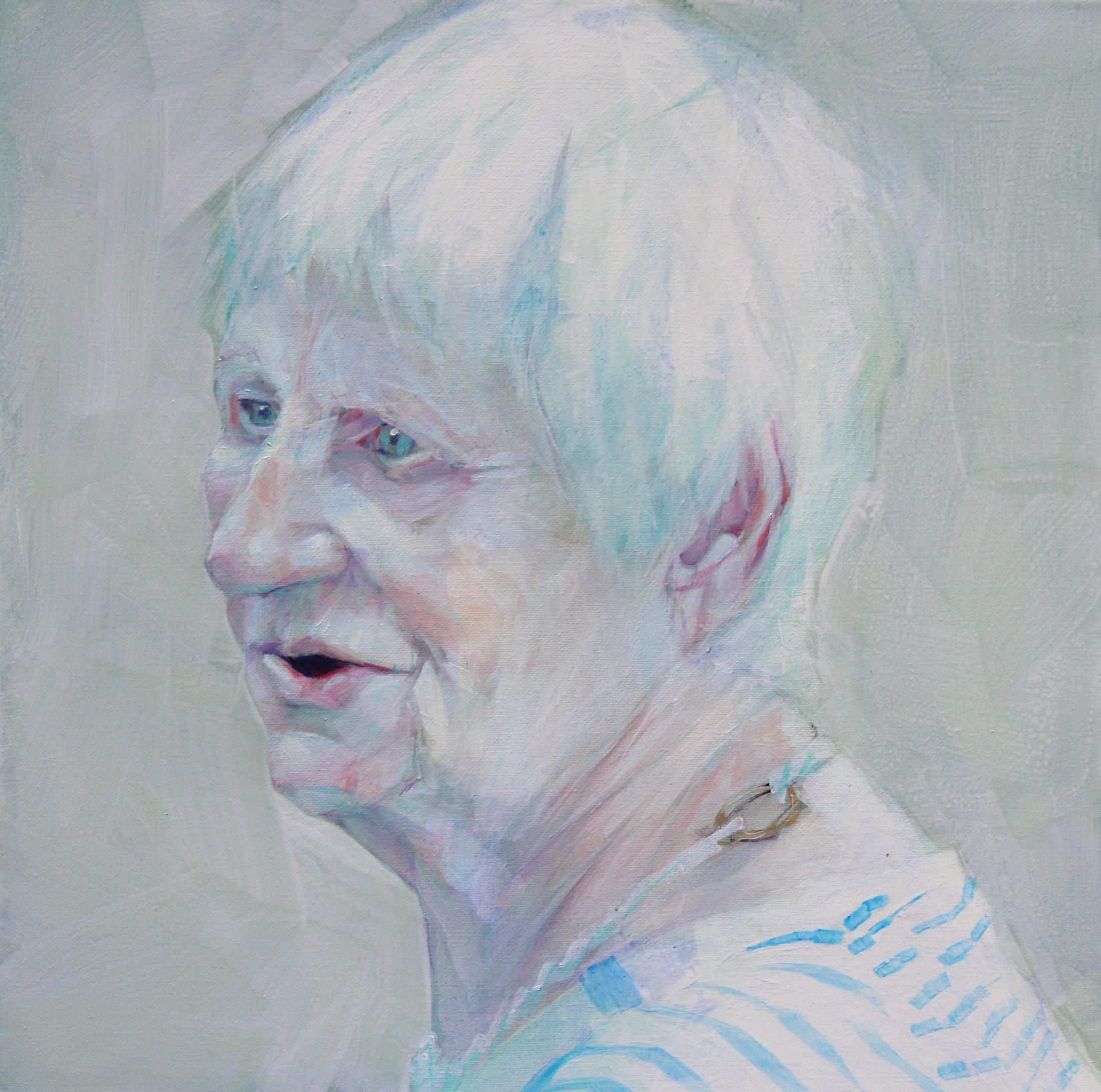 Granny Blue